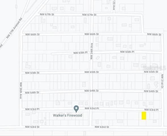 Tbd Nw 63Rd Pl, Ocala, FL 34475 (MLS #OM621843) :: Team Bohannon