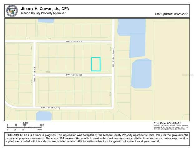 0 SW 134TH Street, Ocala, FL 34473 (MLS #OM621856) :: Coldwell Banker Vanguard Realty