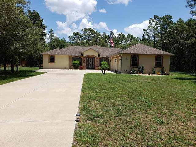 2087 W Tall Oaks Drive, Beverly Hills, FL 34465 (MLS #OM621864) :: Florida Real Estate Sellers at Keller Williams Realty