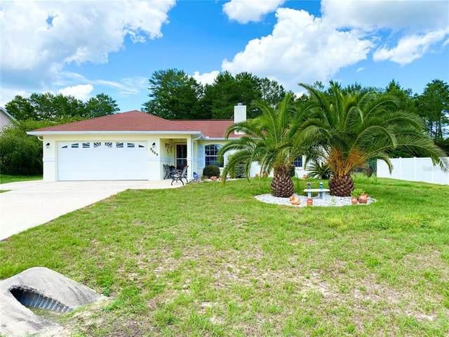 9669 Sw 45Th Ave, Ocala, FL 34476 (MLS #OM621889) :: Southern Associates Realty LLC