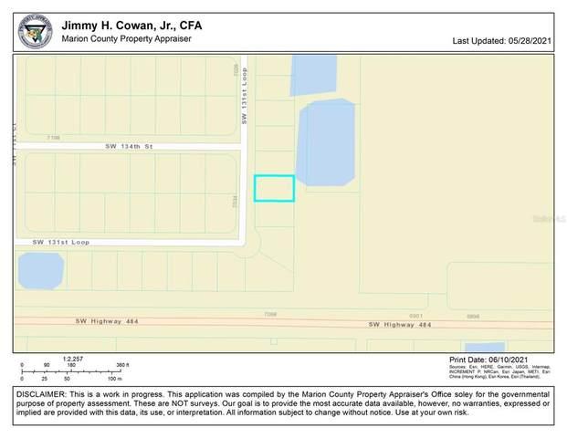 0 SW 131ST Loop, Ocala, FL 34473 (MLS #OM621943) :: Coldwell Banker Vanguard Realty