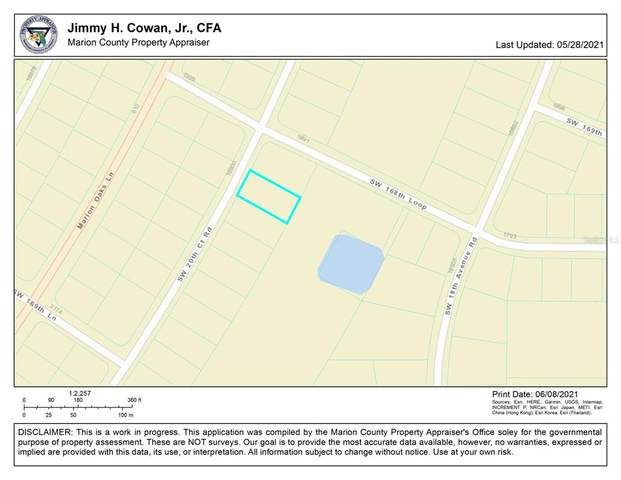 0 SW 20TH COURT Road, Ocala, FL 34473 (MLS #OM621957) :: Coldwell Banker Vanguard Realty