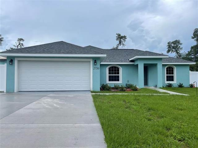 2750 SW 173RD PLACE RD, Ocala, FL 34473 (MLS #OM621958) :: The Price Group