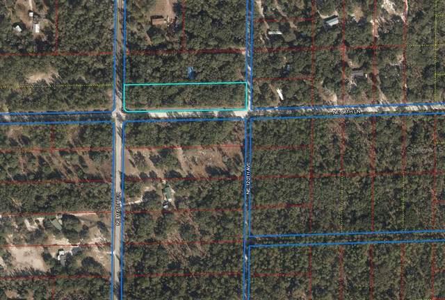 Lot 20 NE 118TH TERRACE, Bronson, FL 32621 (MLS #OM621959) :: Zarghami Group