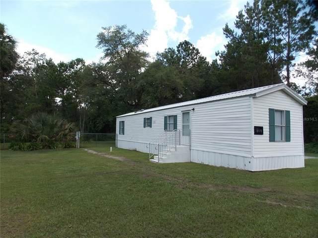 8570 SE 175TH Court, Ocklawaha, FL 32179 (MLS #OM622002) :: Kelli and Audrey at RE/MAX Tropical Sands