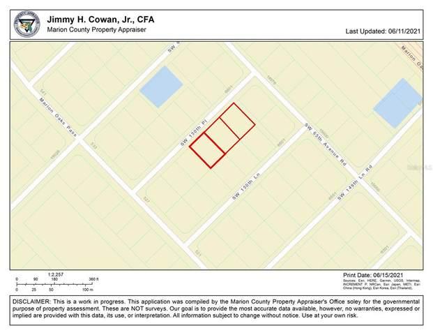 0 SW 150TH Place, Ocala, FL 34473 (MLS #OM622014) :: Cartwright Realty