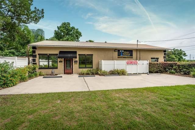 1405 SW 6TH Avenue, Ocala, FL 34471 (MLS #OM622024) :: Gate Arty & the Group - Keller Williams Realty Smart
