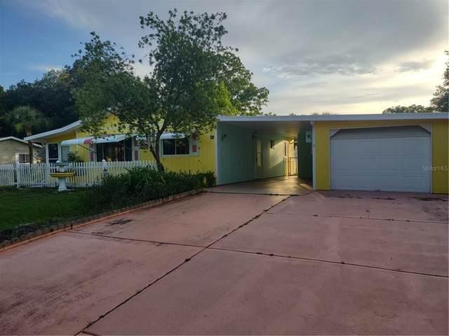 10080 SW 98TH Avenue, Ocala, FL 34481 (MLS #OM622043) :: Pristine Properties