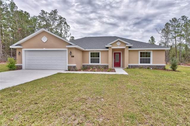 10950 SW 42ND Avenue, Ocala, FL 34476 (MLS #OM622060) :: Better Homes & Gardens Real Estate Thomas Group
