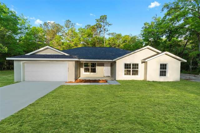 12588 SW 91ST Lane, Dunnellon, FL 34432 (MLS #OM622072) :: Frankenstein Home Team