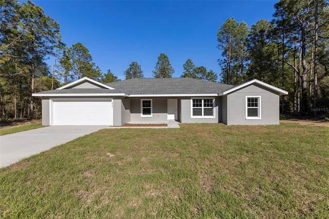 12322 SW 64TH Lane, Ocala, FL 34481 (MLS #OM622085) :: Frankenstein Home Team