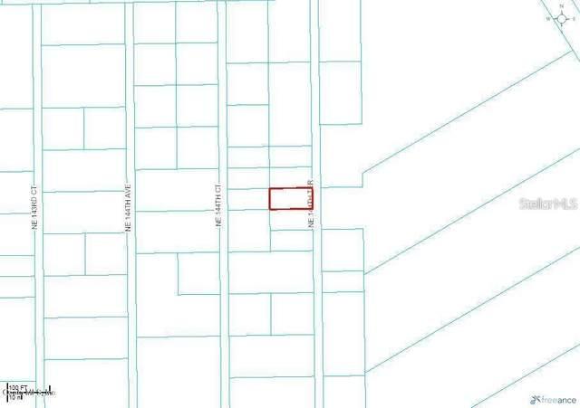0 NE 144 Terrace, Fort Mc Coy, FL 32134 (MLS #OM622100) :: Sarasota Gulf Coast Realtors