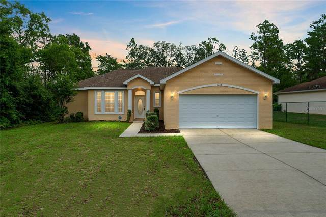 6145 SW 155TH STREET Road, Ocala, FL 34473 (MLS #OM622105) :: Coldwell Banker Vanguard Realty