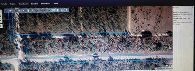 0 NE 69TH Lane, Williston, FL 32696 (MLS #OM622106) :: Better Homes & Gardens Real Estate Thomas Group