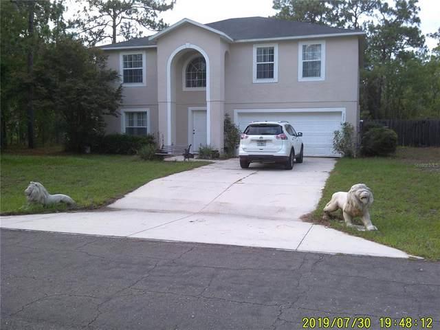 589 W Glenhaven Drive, Citrus Springs, FL 34434 (MLS #OM622115) :: CENTURY 21 OneBlue