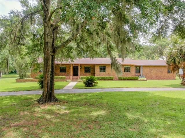 4511 W Anthony Road, Ocala, FL 34475 (MLS #OM622120) :: Everlane Realty