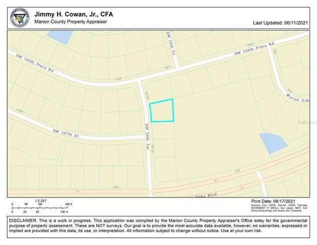 0 SW 39TH Terrace, Ocala, FL 34473 (MLS #OM622128) :: Team Pepka