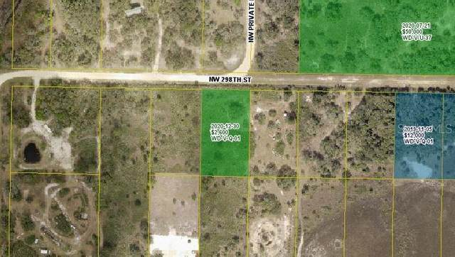15788 NW 298TH Street, Okeechobee, FL 34972 (MLS #OM622138) :: Lockhart & Walseth Team, Realtors