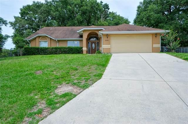 5551 SE 32ND Place, Ocala, FL 34480 (MLS #OM622139) :: Expert Advisors Group