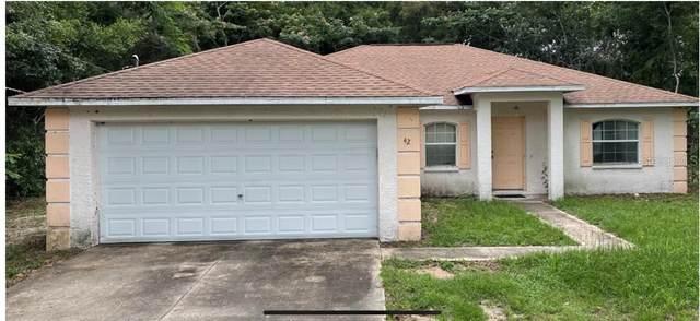 42 Dogwood Drive Course, Ocala, FL 34472 (MLS #OM622140) :: Gate Arty & the Group - Keller Williams Realty Smart