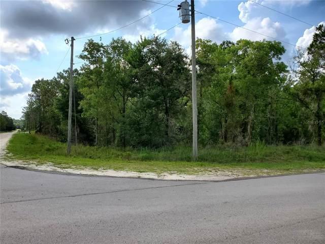 LOT 12 SW 93RD Street, Dunnellon, FL 34432 (MLS #OM622166) :: Armel Real Estate