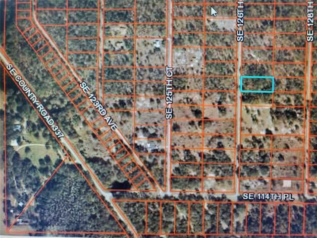 LOT 22 SE 126TH Terrace, Dunnellon, FL 34431 (MLS #OM622170) :: Globalwide Realty