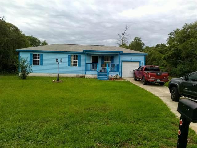 2635 SW 152ND Lane, Ocala, FL 34473 (MLS #OM622191) :: Team Pepka