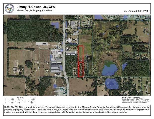 0 SW 52ND ST, Ocala, FL 34474 (MLS #OM622213) :: Your Florida House Team