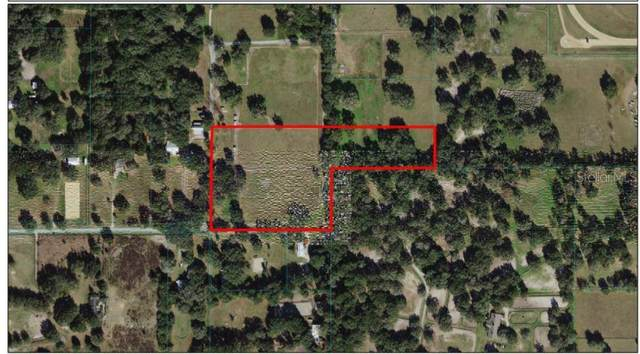 1001 SW 123RD PLACE, LOT 01, Ocala, FL 34473 (MLS #OM622220) :: Rabell Realty Group