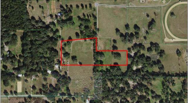 1081 SW 123RD PLACE, LOT 2, Ocala, FL 34473 (MLS #OM622224) :: Rabell Realty Group