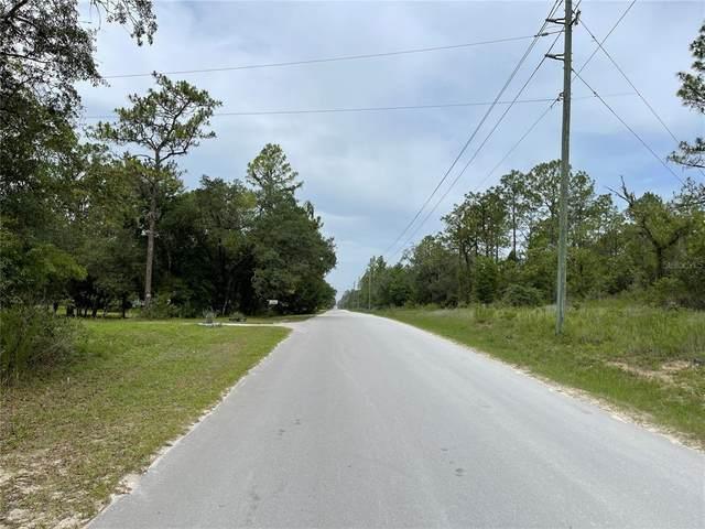0 SW 27TH Street, Dunnellon, FL 34432 (MLS #OM622290) :: Bridge Realty Group
