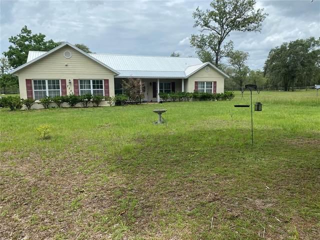 7730 SE 128 Terrace, Morriston, FL 32668 (MLS #OM622307) :: Prestige Home Realty