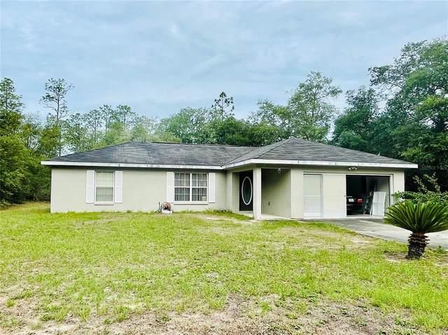 722 SW Hunter Hill Avenue, Dunnellon, FL 34431 (MLS #OM622316) :: Armel Real Estate