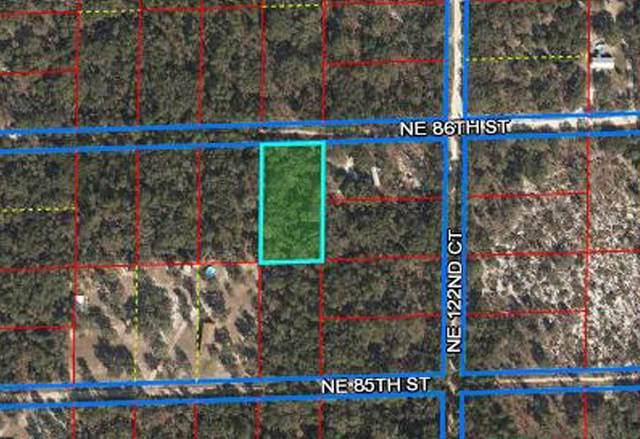 12170 NE 86TH Street, Bronson, FL 32621 (MLS #OM622321) :: The Lersch Group