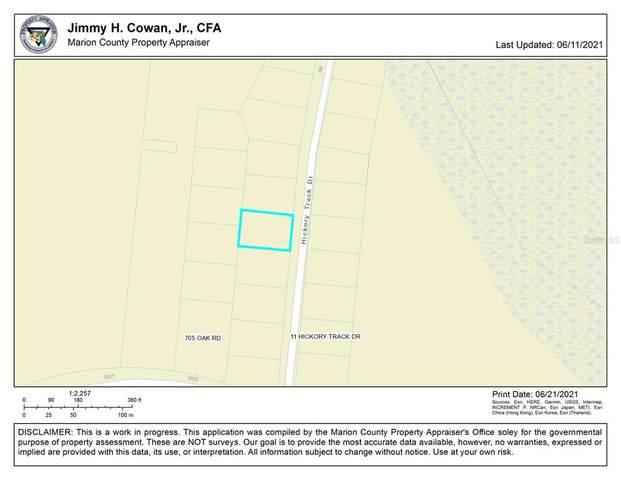 0 Hickory Track Drive, Ocala, FL 34472 (MLS #OM622338) :: Carmena and Associates Realty Group