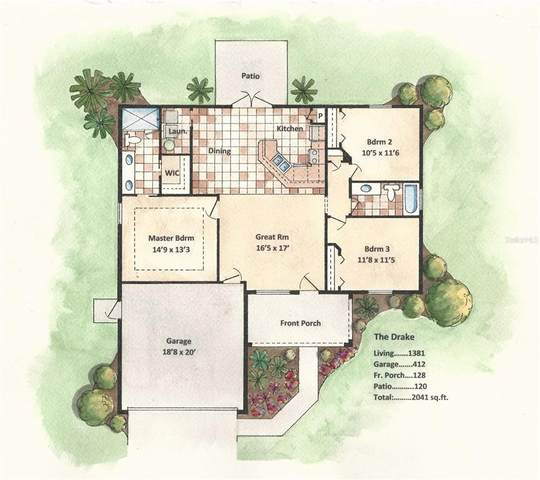 16 Pecan Run Terrace, Ocala, FL 34472 (MLS #OM622344) :: The Price Group