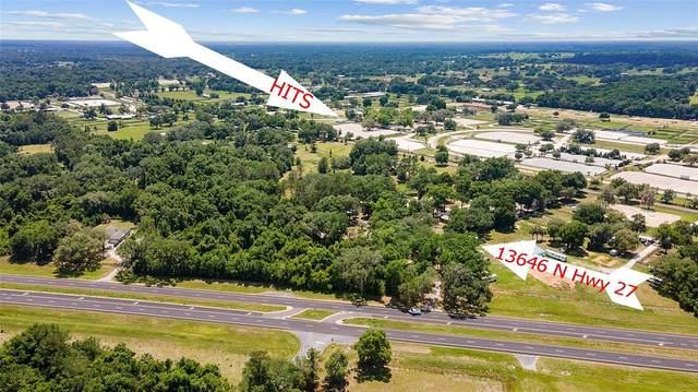13646 N Highway 27, Ocala, FL 34482 (MLS #OM622354) :: Gate Arty & the Group - Keller Williams Realty Smart