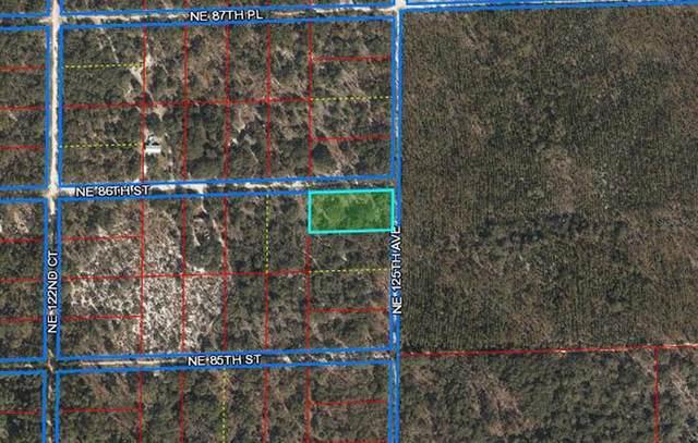 12490 NE 86TH Street, Bronson, FL 32621 (MLS #OM622358) :: The Lersch Group