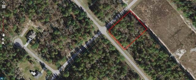 LOT 1 Marion Oaks Lane, Ocala, FL 34473 (MLS #OM622388) :: Better Homes & Gardens Real Estate Thomas Group
