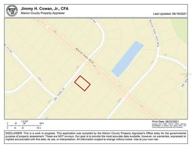 0 SW 165TH PL, Ocala, FL 34473 (MLS #OM622392) :: Coldwell Banker Vanguard Realty