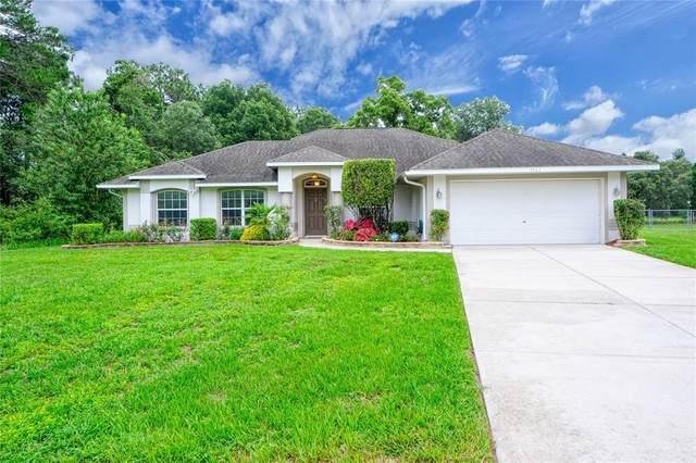 5562 SW 129TH PLACE Road, Ocala, FL 34473 (MLS #OM622404) :: Bridge Realty Group