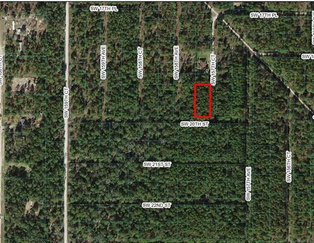 TBD SW 20TH Street, Ocala, FL 34481 (MLS #OM622422) :: Baird Realty Group