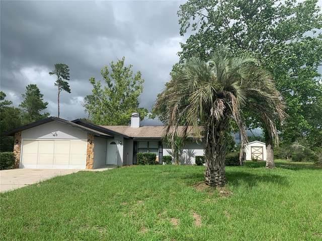 4471 SW 160TH Loop, Ocala, FL 34473 (MLS #OM622427) :: Bridge Realty Group