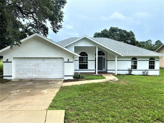 9 Pine Radial Drive, Ocala, FL 34472 (MLS #OM622458) :: Bridge Realty Group