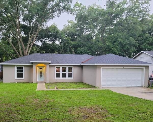 52 Almond Pass Drive, Ocala, FL 34472 (MLS #OM622464) :: Team Pepka