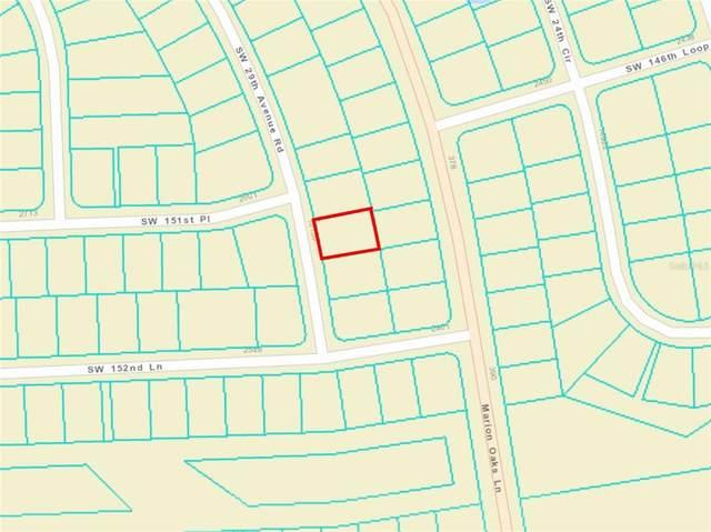 0 SW 29 AVENUE Road, Ocala, FL 34473 (MLS #OM622467) :: Zarghami Group