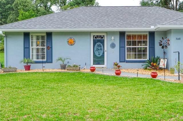 3648 SE 141ST Lane, Summerfield, FL 34491 (MLS #OM622503) :: Alpha Equity Team