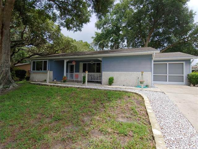 8458 SW 109TH Place, Ocala, FL 34481 (MLS #OM622512) :: EXIT Realty Positive Edge