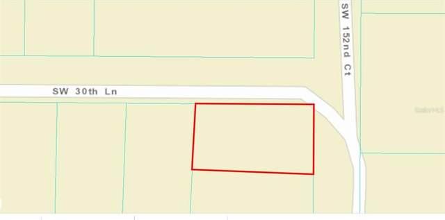 TBD SW 30TH Lane, Ocala, FL 34481 (MLS #OM622523) :: Armel Real Estate