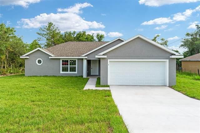 1585 W Hill Lane, Citrus Springs, FL 34434 (MLS #OM622535) :: Alpha Equity Team